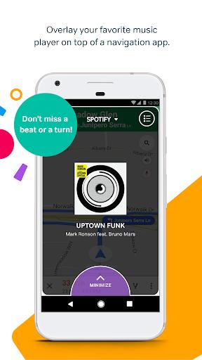 Smart Driving Dashboard - Drivemode Screenshot