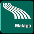Malaga Map offline apk