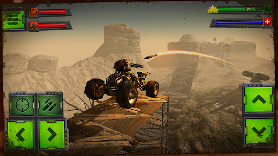 Gun Rider - Racing Shooter- screenshot thumbnail
