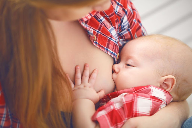 Breastfeeding can help boost a baby's immune system and ward off allergies.