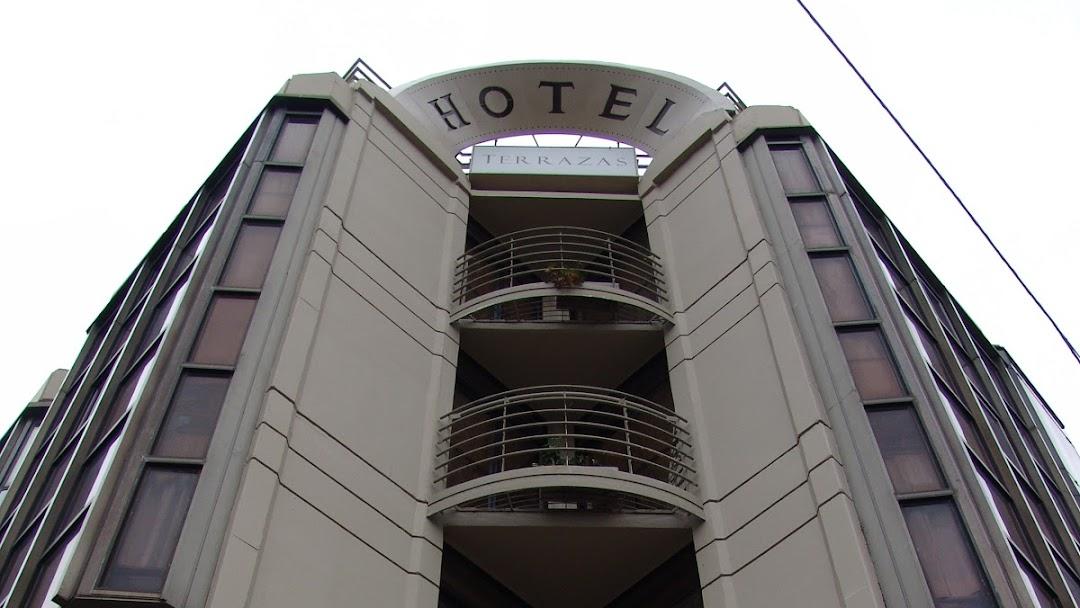 Terrazas Hotel Hotel En Pergamino
