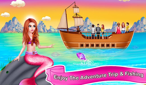 Mermaid Rescue Love Story 1.0.4 screenshots 16