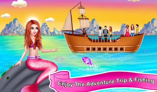 Tải Mermaid Rescue Love Story APK