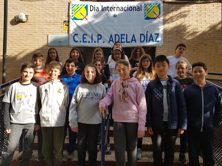 Almería. Adela Díaz, 6º