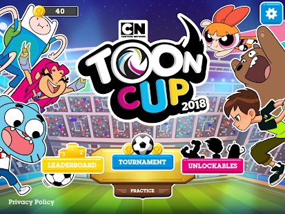 Toon Cup 2018 - Cartoon Network's Football Game poster