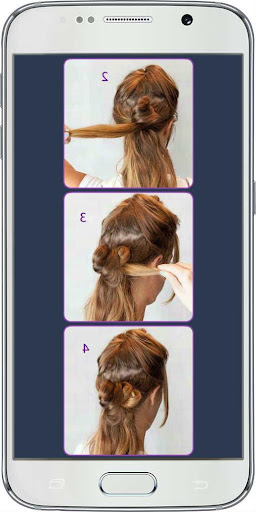 Special Hairstyles at Home