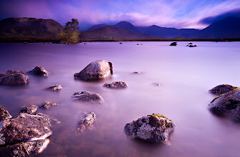 Photo: This is another shot from Rannoch Moor in Scotland which is now one of my very favourite locations. It is a four minute exposure so there is some color cast. I wanted to remove it first but then realised I quite liked it so left it as it was shot. It is my entry for #SwampySaturday curated by +Ray Bilcliff.  #SwampySaturday #ColorsOnSaturday #PlusPhotoExtract #photography #potd #FineArtPls