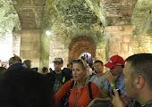 Подвалы дворца Диоклетиана. Здесь кхалиси держала своих драконов