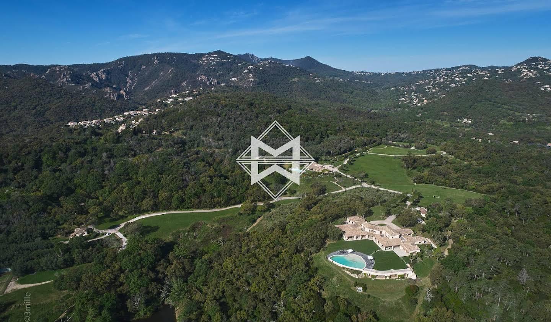 Villa avec piscine Les adrets-de-l'esterel