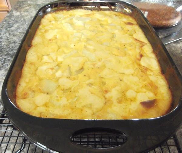 Bill Knapp's Awesome Au Gratin Potatoes Recipe