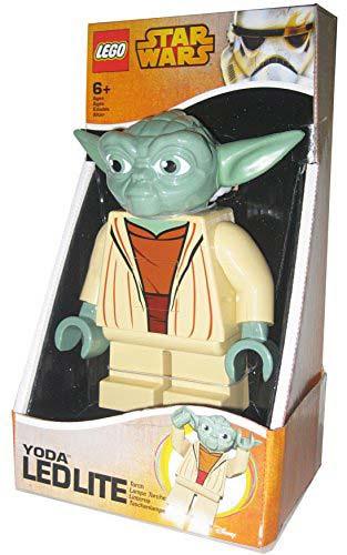Imagen de contenido Linterna 20 Cm. Lego® Yoda