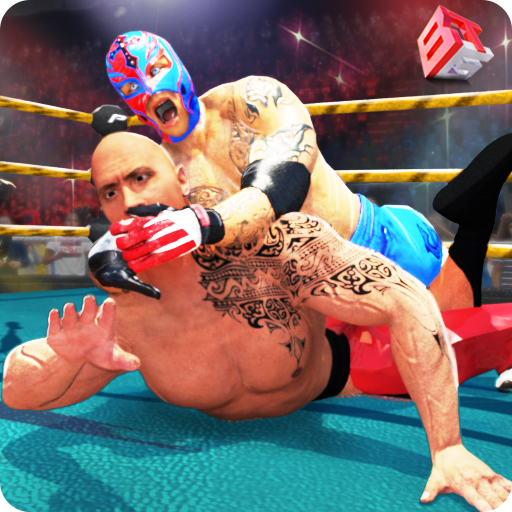 Wrestling Evolution - Free Wrestling Games : 2K18 (game)