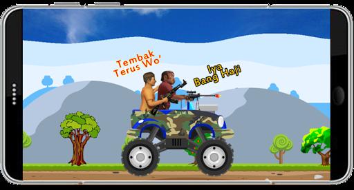 Jarwo dan Bang Haji Go Tempur