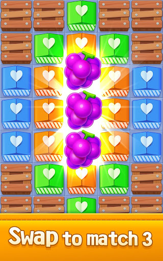 Garden Fruit Legend 3.1.3183 gameplay | by HackJr.Pw 16
