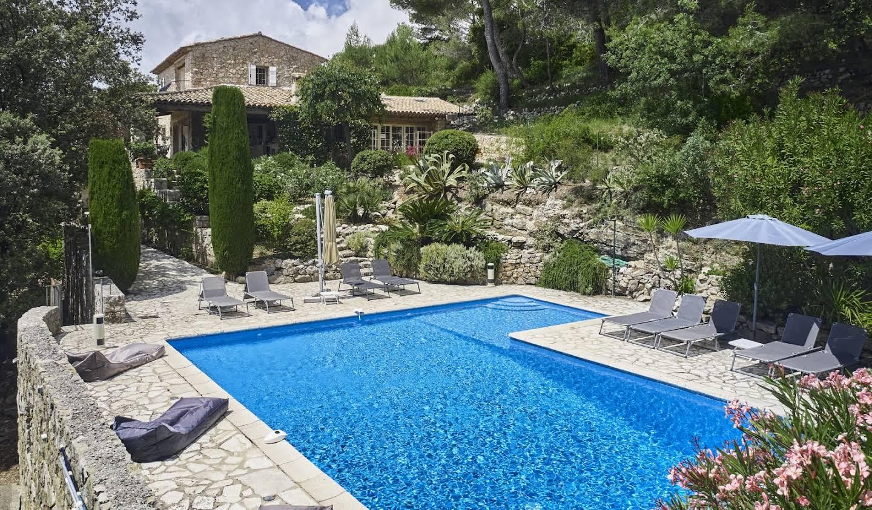 Propriété avec piscine Tourrettes-sur-Loup