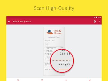 Scanbot - PDF Document Scanner Screenshot 7