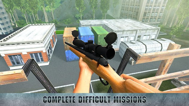 Soldier Arena - Sniper Mission Assassin apk screenshot
