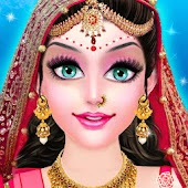 Tải Game Indian Bride New Stylist Wedding Fashion Makeover