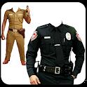 Police Suite Photo Editor icon