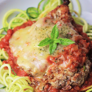 Low Calorie Chicken Parmigiana Recipes