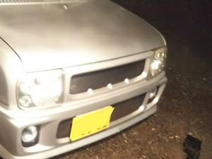 アルトラパン HE21S 14年 4WD→FF化のカスタム事例画像 春さんの2020年07月02日21:34の投稿