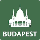 Budapest Travel Map Guide in English.Events 2018