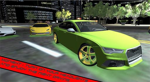 Extreme Speed Audi S7 Quattro Car Simulator 1.0 screenshots 1