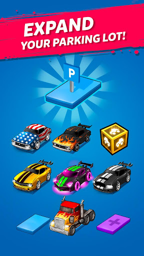 Merge Battle Car: Best Idle Clicker Tycoon game  captures d'écran 2