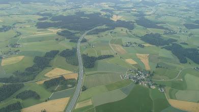 Photo: Krásná německá dálnice
