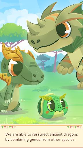 Own Pet Dragon 2 | DNA Simulation Game  captures d'u00e9cran 2