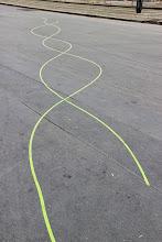 Photo: La ligne verte s'amuse !