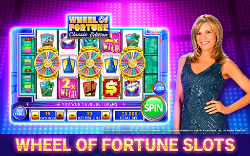 GSN Casino: Play casino games- slots, poker, bingo 4.13.1 screenshots 2