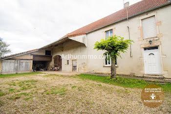 ferme à Longwy-sur-le-Doubs (39)