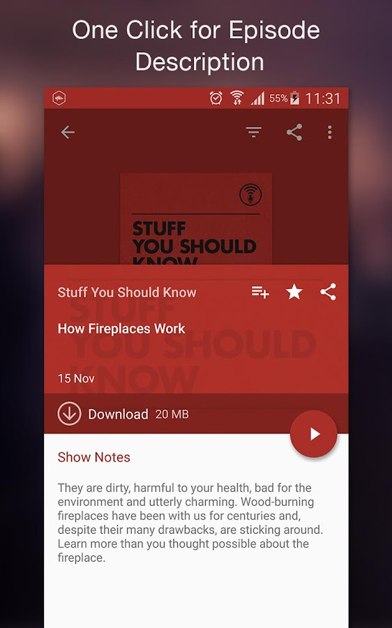 how to get a podcast on google play