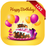 Birthday Live Wallpaper icon