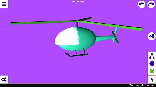 3D Designer - 3D Modeling screenshot 11