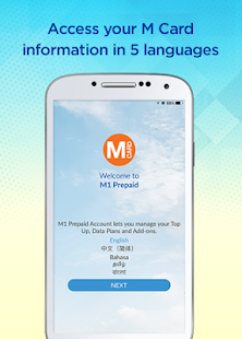 M1 Prepaid - náhled