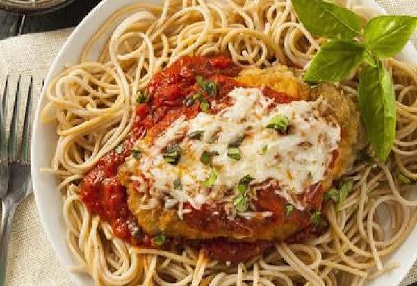 Classic Chicken Parmesan Recipe