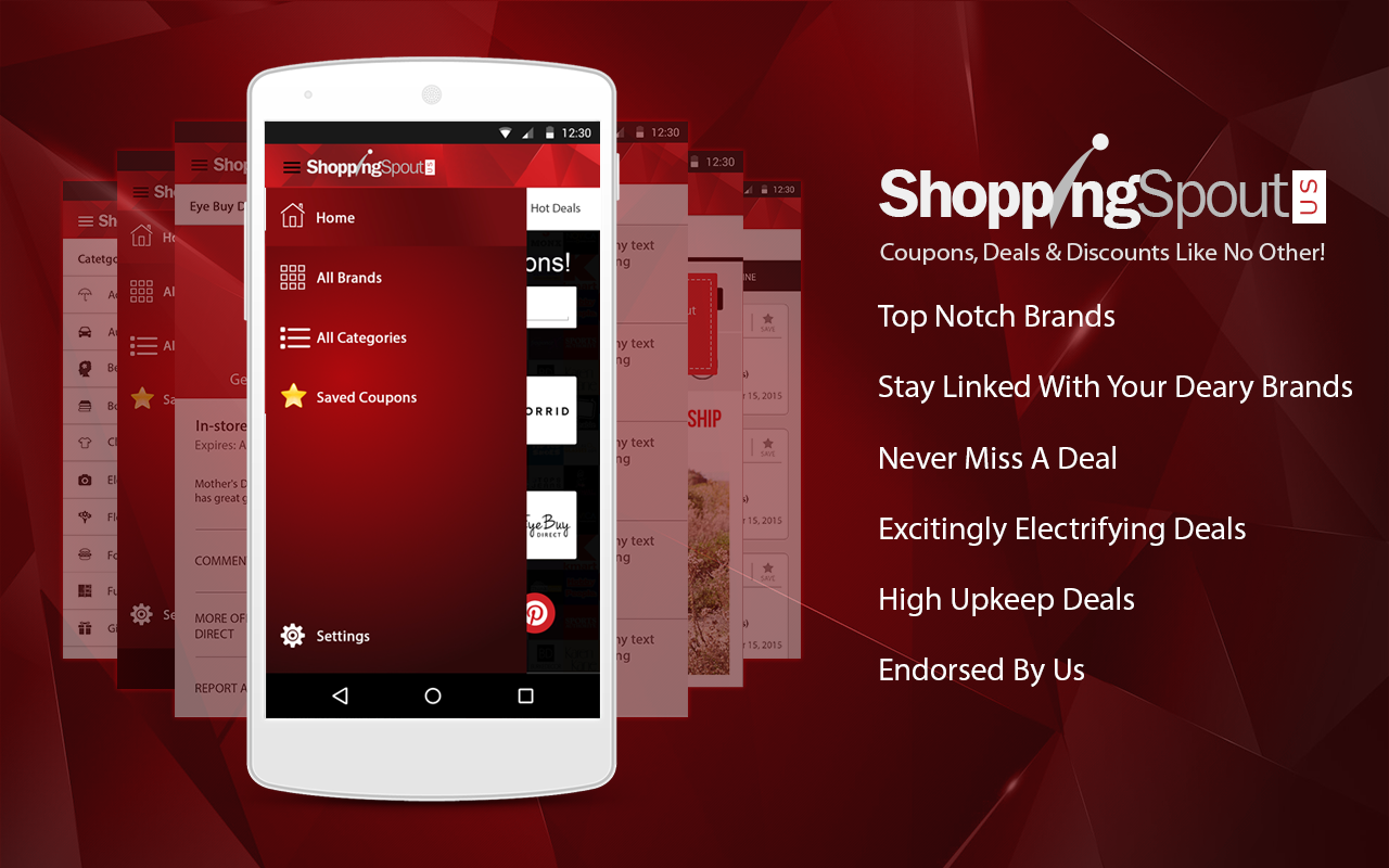 Shopping Spout.- screenshot