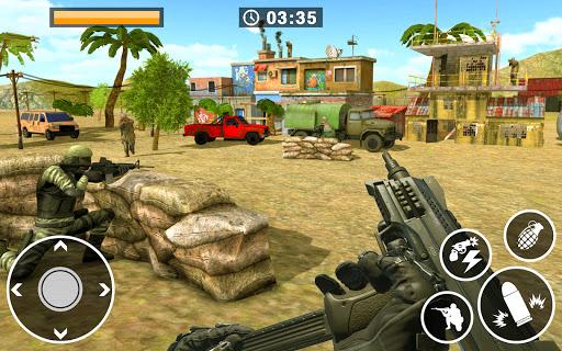 Counter Terrorist Critical Strike Force Special Op 4.0 screenshots 13