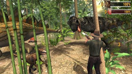 Dino Safari: Evolution-U APK screenshot thumbnail 1