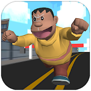 Game Gian Kid Boy Dash Run 3D APK for Windows Phone