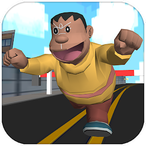 Gian Kid Boy Dash Run 3D for PC and MAC