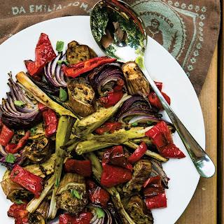 Mario Batali'S Vegetable Salad – Capri Style Recipe