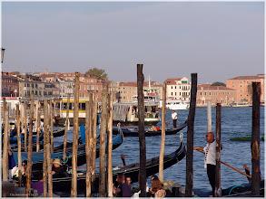 Photo: Venecia. El Gran Canal en San Marcos  http://www.viajesenfamilia.it/