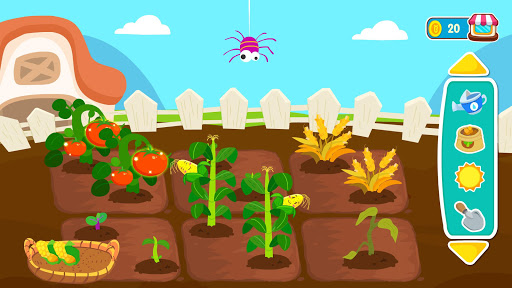 Baby Panda's Farm - Kids' farmville 8.25.10.00 screenshots 3
