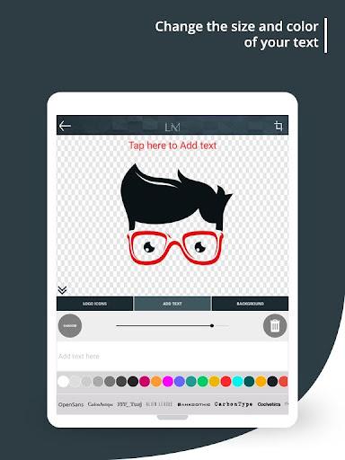 Logo Maker - Pro Logo Creator 32.0 screenshots 11