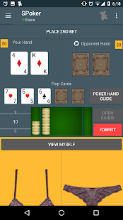 Strip Poker - Two Player - náhled