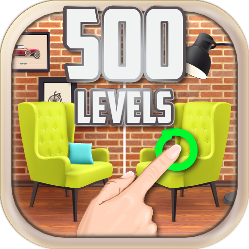 Find the Differences 500 levels game (apk) free download for Android/PC/Windows