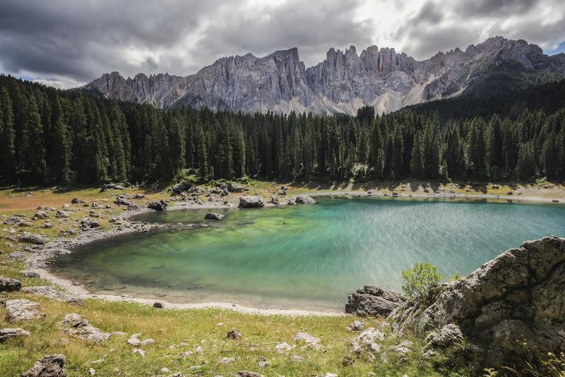 Latemar - Lago di Carezza di RobertaC